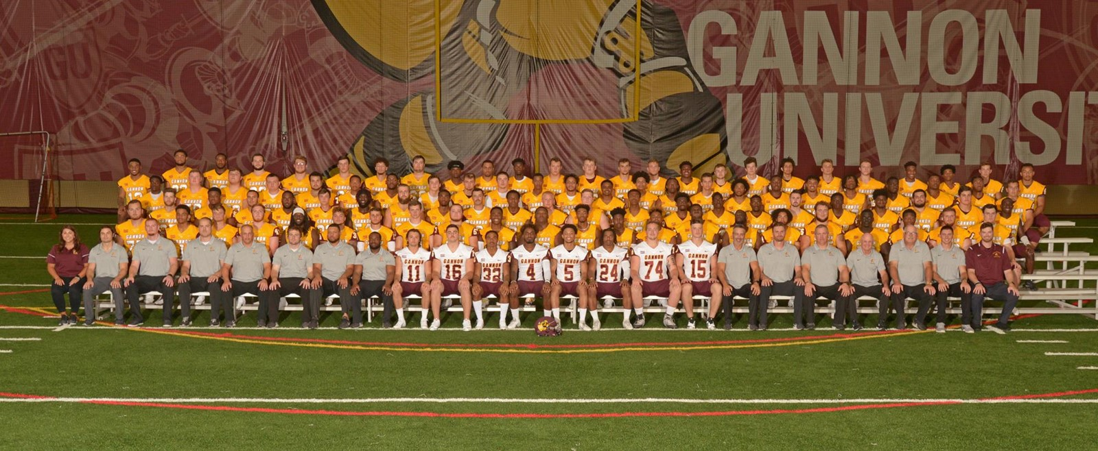 2019 Football Roster - Gannon University Athletics